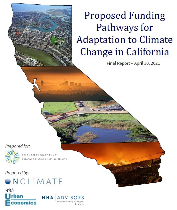 Climate Funding Pathways Report Cover